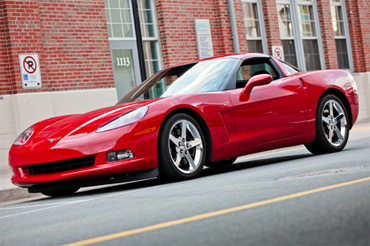 2007 C6 Series Chevrolet Corvette